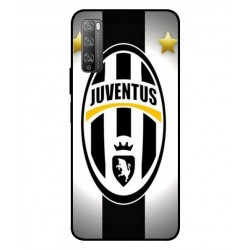 Durable Juventus Cover For Huawei Enjoy 20 Pro