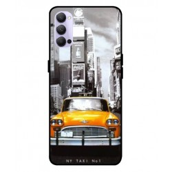 Durable New York Cover For Oppo Reno 4 Pro 5G
