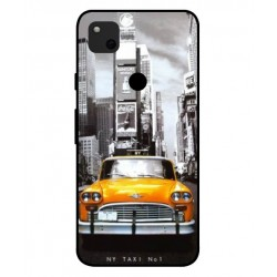 Durable New York Cover For Google Pixel 4a
