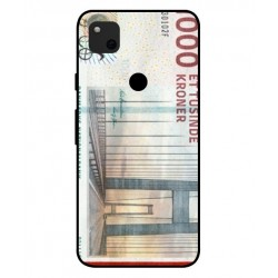 1000 Danish Kroner Note Cover For Google Pixel 4a