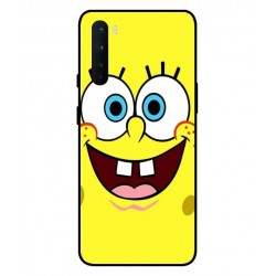 Durable SpongeBob Cover For OnePlus Nord