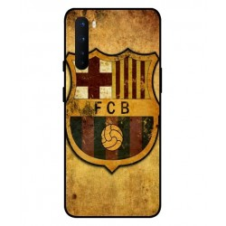 Durable FC Barcelona Cover For OnePlus Nord