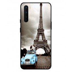 Durable Paris Eiffel Tower Cover For OnePlus Nord