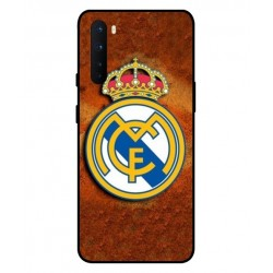 Durable Real Madrid Cover For OnePlus Nord