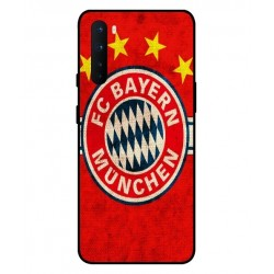 Durable Bayern De Munich Cover For OnePlus Nord