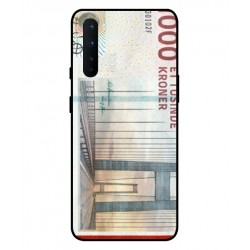 1000 Danish Kroner Note Cover For OnePlus Nord