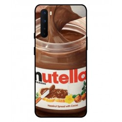 Durable Nutella Cover For OnePlus Nord