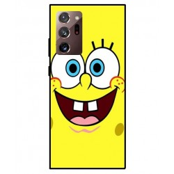 Durable SpongeBob Cover For Samsung Galaxy Note 20
