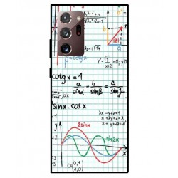 Durable Mathematics Cover For Samsung Galaxy Note 20