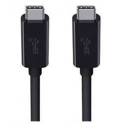 USB Type C To USB Type C Cable For Huawei P Smart S