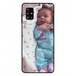 Customized Cover For Samsung Galaxy M51
