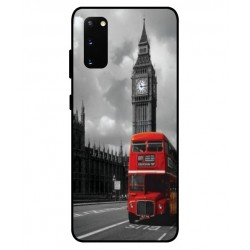Durable London Cover For Samsung Galaxy S20 FE