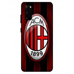 Durable AC Milan Cover For Samsung Galaxy S20 FE