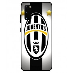 Durable Juventus Cover For Samsung Galaxy S20 FE