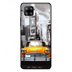 Durable New York Cover For Samsung Galaxy A42 5G