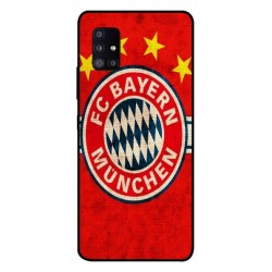 Durable Bayern De Munich Cover For Samsung Galaxy A51 5G UW