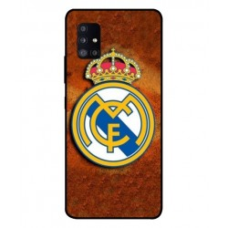 Durable Real Madrid Cover For Samsung Galaxy A51 5G UW