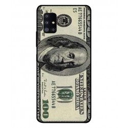 Durable 100 Dollar Note Cover For Samsung Galaxy A51 5G UW