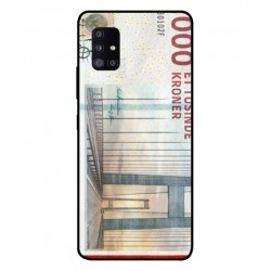 1000 Danish Kroner Note Cover For Samsung Galaxy A51 5G UW