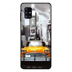 Durable New York Cover For Samsung Galaxy M51