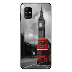 Durable London Cover For Samsung Galaxy M51