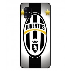 Durable Juventus Cover For Samsung Galaxy M51