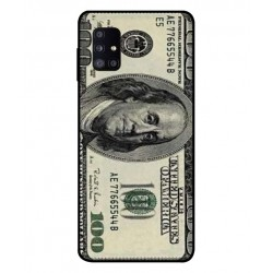 Durable 100 Dollar Note Cover For Samsung Galaxy M51