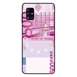 Durable 500 Euro Note Cover For Samsung Galaxy M51