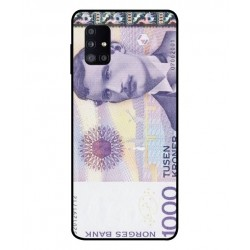 1000 Norwegian Kroner Note Cover For Samsung Galaxy M51