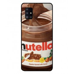 Durable Nutella Cover For Samsung Galaxy M51
