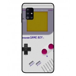 Durable GameBoy Cover For Samsung Galaxy M51