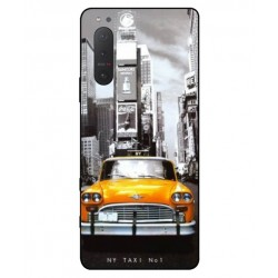 Durable New York Cover For Sony Xperia 5 II