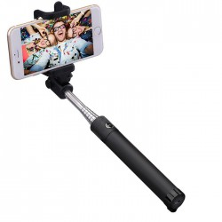 Bluetooth Selfie-Stick For Alcatel One Touch Pop Icon
