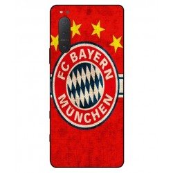 Durable Bayern De Munich Cover For Sony Xperia 5 II