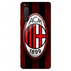 Durable AC Milan Cover For Sony Xperia 5 II