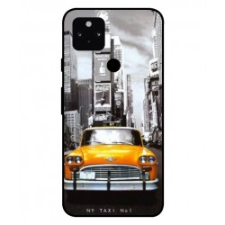 Durable New York Cover For Google Pixel 5