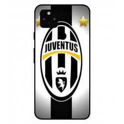 Durable Juventus Cover For Google Pixel 5