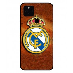 Durable Real Madrid Cover For Google Pixel 5