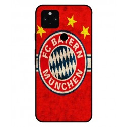 Durable Bayern De Munich Cover For Google Pixel 5