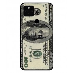 Durable 100 Dollar Note Cover For Google Pixel 5