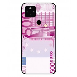 Durable 500 Euro Note Cover For Google Pixel 5