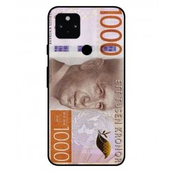 Durable 1000Kr Sweden Note Cover For Google Pixel 5