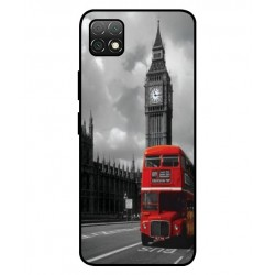 Durable London Cover For Huawei Enjoy 20 5G