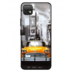 Durable New York Cover For Huawei Enjoy 20 5G
