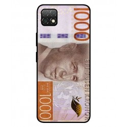 Durable 1000Kr Sweden Note Cover For Huawei Enjoy 20 5G