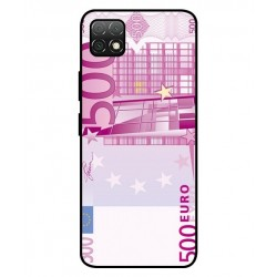Durable 500 Euro Note Cover For Huawei Enjoy 20 5G