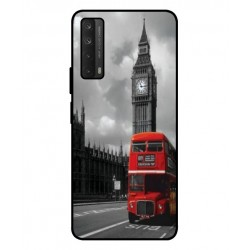 Durable London Cover For Huawei P smart 2021