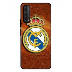 Durable Real Madrid Cover For Huawei P smart 2021