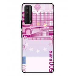 Durable 500 Euro Note Cover For Huawei P smart 2021