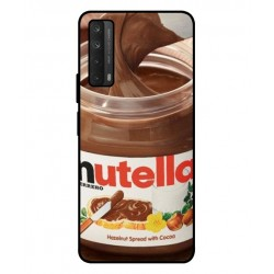 Durable Nutella Cover For Huawei P smart 2021